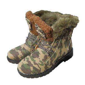 dámske maskáčové topánky